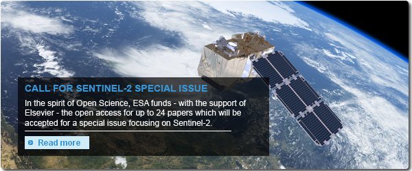 Sentinel-2 Special Issue