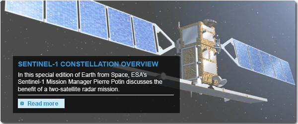 sentinel-1 mission overview