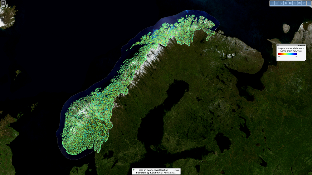 insar norway