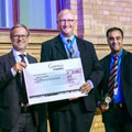 Image for Land stability monitoring service wins Copernicus Masters