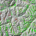 Image for Landslide mapping in the Swiss Alps